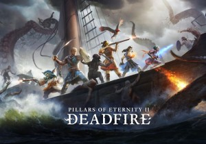 «Pillars of Eternity II : Deadfire»