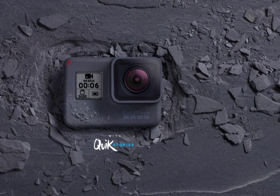 Nova câmera 360 da GoPro, Fusion é apresentada oficialmente