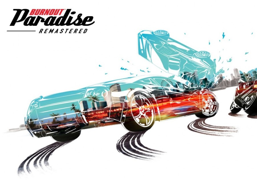 Burnout Paradise Remastered anunciado para PS4 e Xbox One