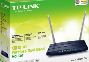 TP-Link atualiza o router Archer C50