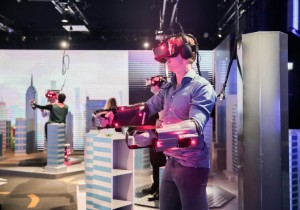StarVR dinamiza o VR Park  da Emaar Entertainment no Dubai