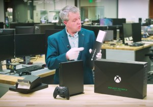 Xbox One X chega ao mercado global