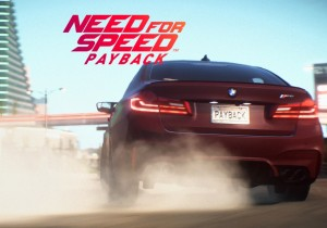 "EA e BMW apresentam o novo BMW M5 no jogo ""Need for Speed Payback"""