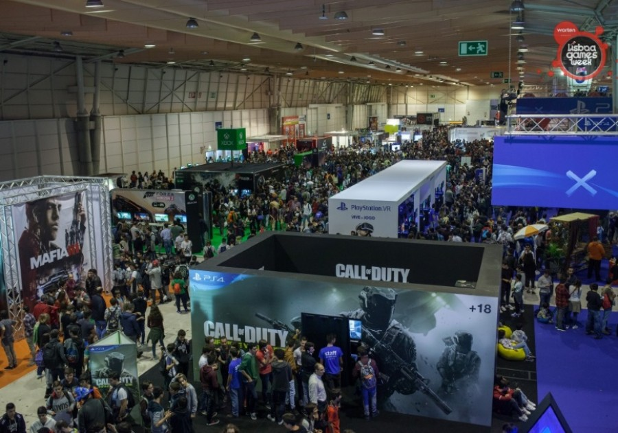 Developers internacionais marcam presença no Lisboa Games Week