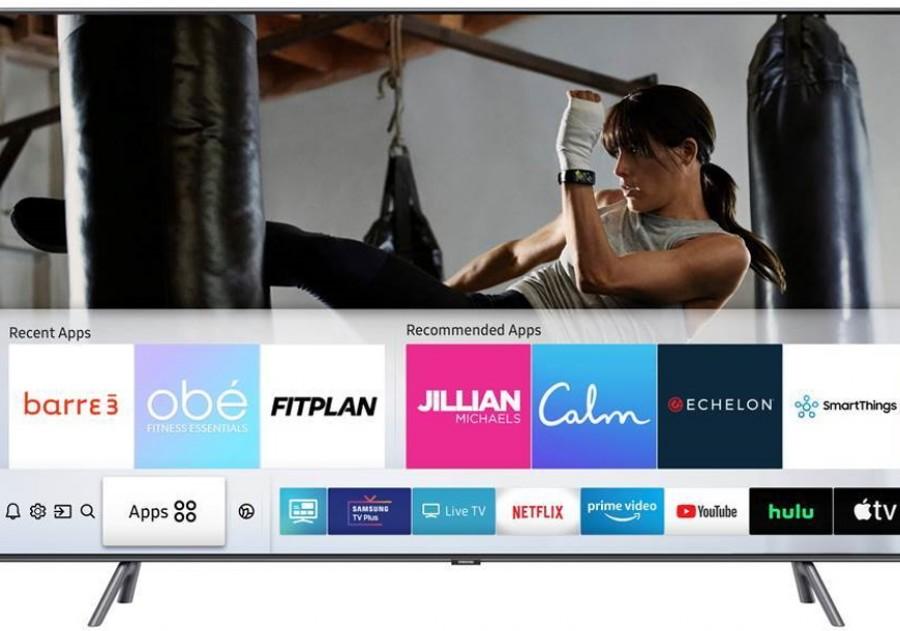 Samsung lança aplicação de saúde e bem-estar nas suas Smart Tvs