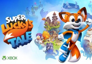 «Super Lucky's Tale»