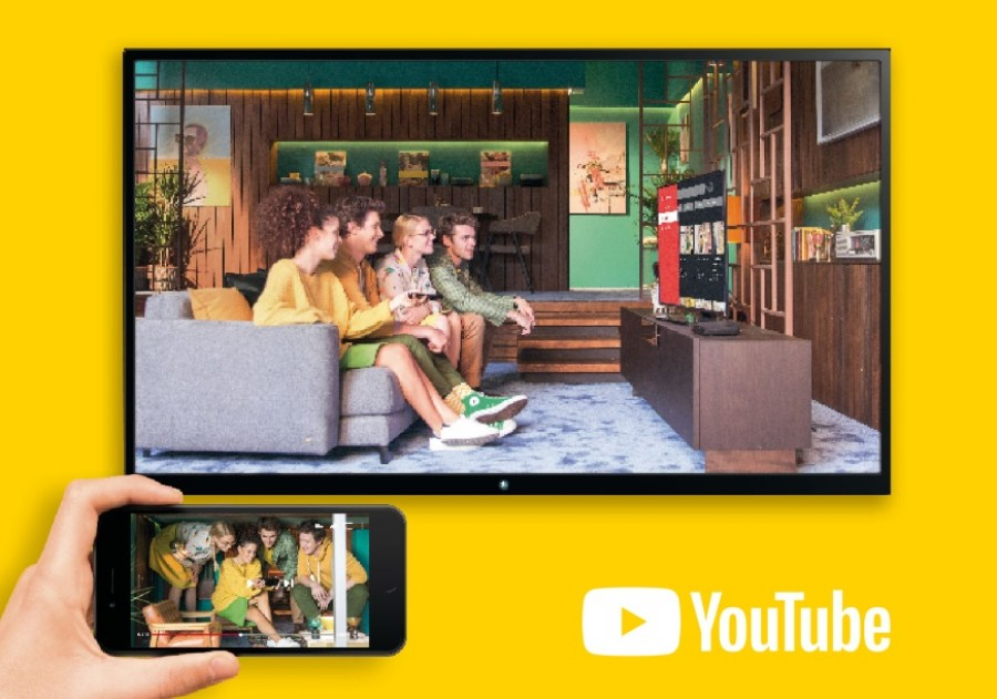 App do Youtube chega à UMA TV da NOS
