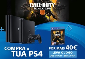 Call of Duty®: Black Ops 4 chega hoje à PlayStation®4