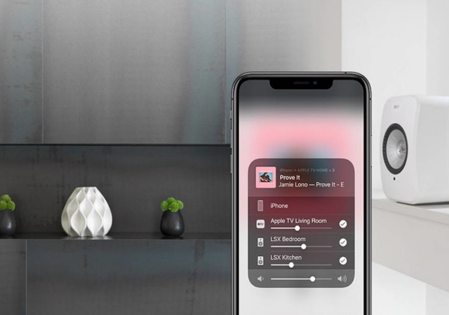 KEF LSX Wireless ganha compatibilidade AirPlay2