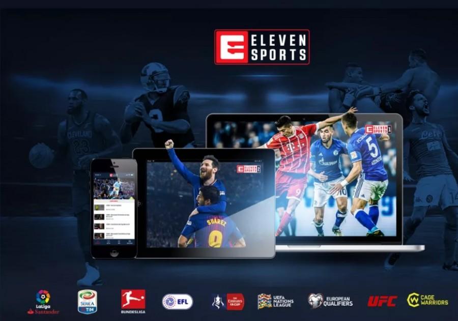 MEO reforça oferta de desporto com o lançamento dos canais Eleven Sports