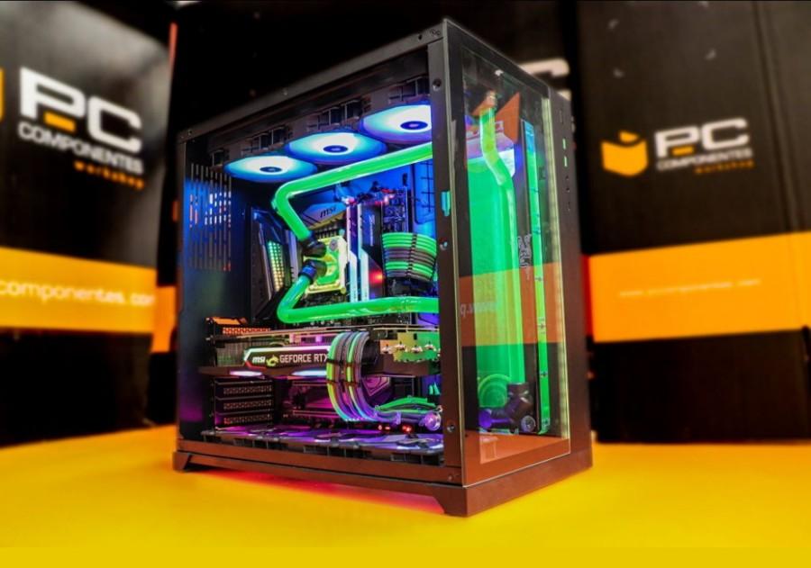 PcComponentes sugere as peças necessárias para montar um PC