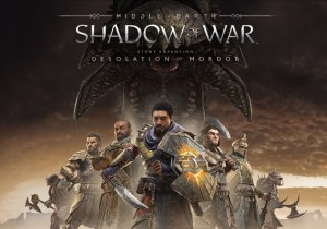 "DLC ""Desolation of Mordor Story Expansion"" chega a ""Middle-earth: Shadow of War"""